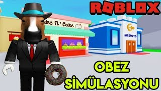🍰 Obez 🍰 Om Name Simulator Roblox Turkçe