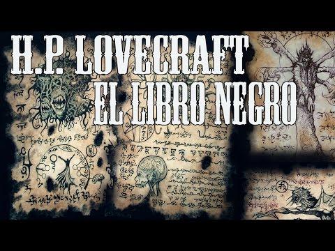 """audiolibro-""""el-libro-negro""""-de-h.p.-lovecraft-(voz-humana)"""