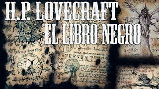 """Audiolibro """"El libro negro"""" de H.P. Lovecraft (Voz Humana)"""
