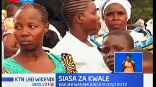 Wabunge watofautiana kuhusu salamu za Raila na Uhuru