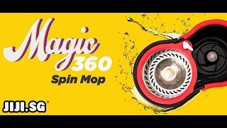 JIJI 360 Rotatable Magic Spinning Mop