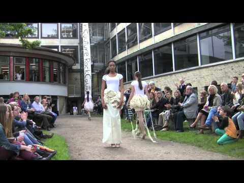 Summer Event Show of  School of Fashion + Design  in Hamburg - Germany HD