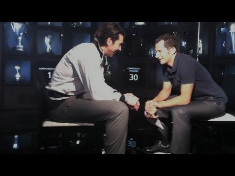Brazzo e Buffon. Intervista a Salihamidzic - Brazzo and Buffon. Salihamidzic interview