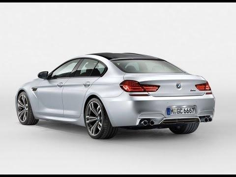 BMW M6 GRAN COUPE 2014 4.4 V8 Biturbo 412kW@ 6000p/min 680Nm@ 1500p/min Review Inside & Outside