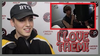 [BANGTAN BOMB] BTS - '네시' Recording Moment BTS HOME PARTY by 'R&V' REACTION
