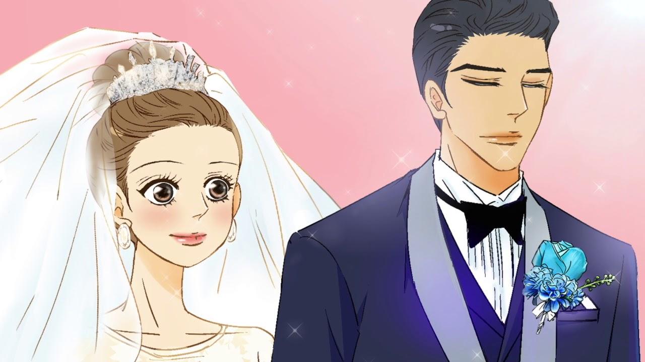 "LINE WEBTOON ""HONEY HONEY WEDDING"" SUMMARY - YouTube"