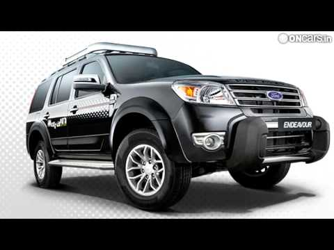 Ford Endeavour All Terrain Edition launched