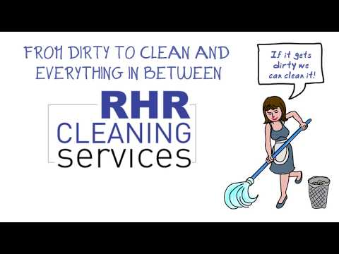 RHR Move Out Cleaning Services in Columbus, Ohio