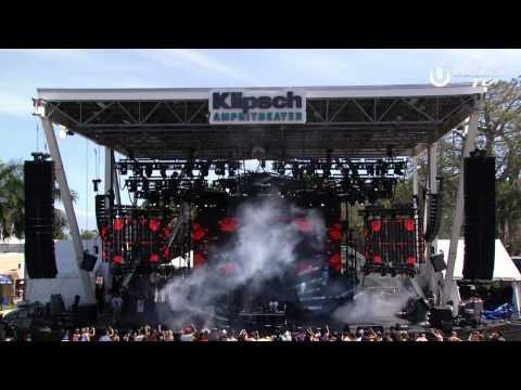 Breathe Carolina LIVE @ Ultra Music Festival 2015