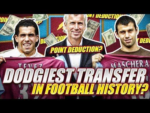 DODGIEST TRANSFER IN FOOTBALL HISTORY?