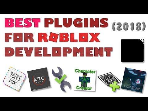Top 10 Plugins For Roblox Development [2018]