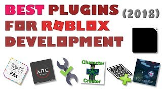 Top 10 Plugins For Roblox Development [2018]