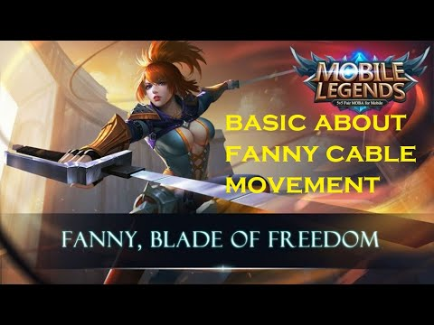 How to use Fanny Cable | Basic Movement and Preymarker