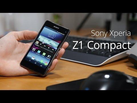 Sony Xperia Z1 Compact (recenze)
