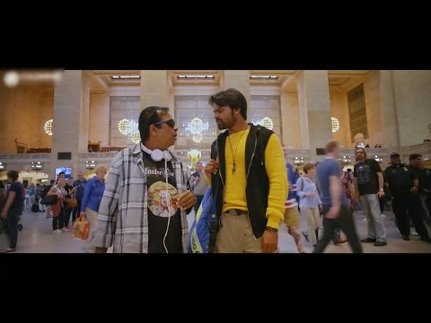 Patel on Sale FUNNY Airport Scene