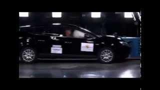 Crash test Lancia Delta 2008