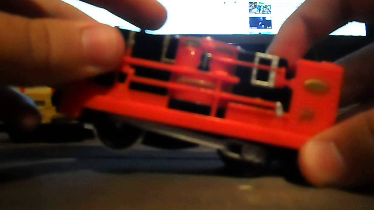 Trackmaster Glynn Unboxing Review And Test Run Youtube