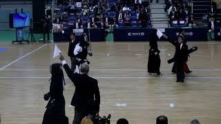 제17회 세계검도선수권대회 남자 개인전 32강 조진용 vs 니시무라( 第17回世界剣道選手権 男子個人戦 ベスト32 )