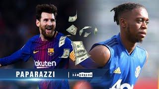 Paparazzi | Messi kiếm tiền giỏi nhất, CĐV M.U đòi tạc tượng Wan-Bissaka