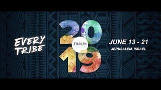 2019 Jerusalem Encounter Trailer