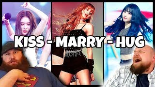 KPOP GAME: KISS MARRY HUG (FAMILY FRIENDLY CONTENT...WE SWEAR)
