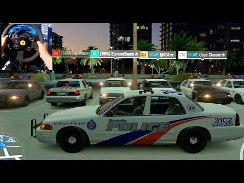 Forza Horizon 3 GoPro Police Open Lobby Cruise/Drifting/King