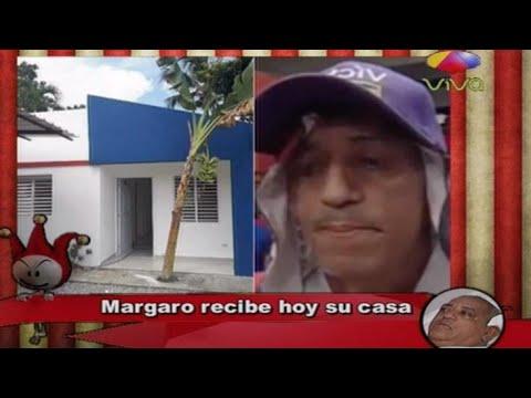 A Margaro Le Entregan Su Casa Como Nueva Junto a Una Pensión De 25 Mil Pesos