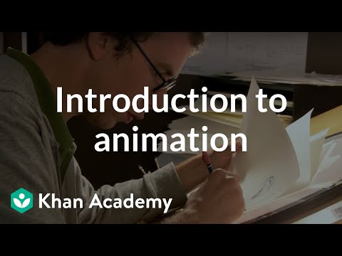 Math meets artistry   Animation   Computer animation   Khan Academy
