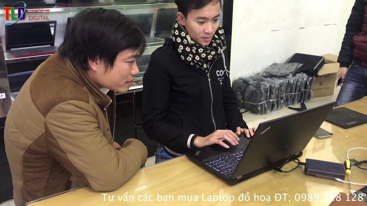Mở Máy Khám Phá Nội Tạng Laptop Đồ Hoạ Khủng Lenovo Thinkpad P50 Giá Hơn 30 Củ Khoai