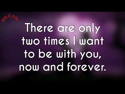 Love Poems for Him |I Want You Forever Poems
