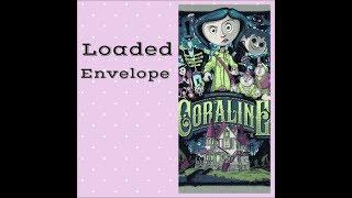 Craft Update Loaded Envelope Coraline für Swantje Fimotinker