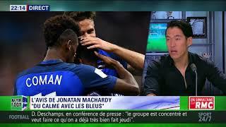 After Foot du samedi 02/09 – Partie 1/6 - L'avis tranché de Jonatan MacHardy sur les Bleus
