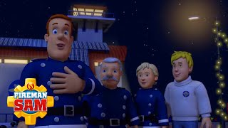 Happy new year from Fireman Sam! | Fireman Sam Official | Cartoons for Kids