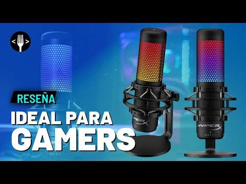 Reseña: HyperX Quadcast S, el micrófono ideal para los streamers