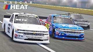 NASCAR Heat 2 (Career Mode) #1 - Hot Seat!