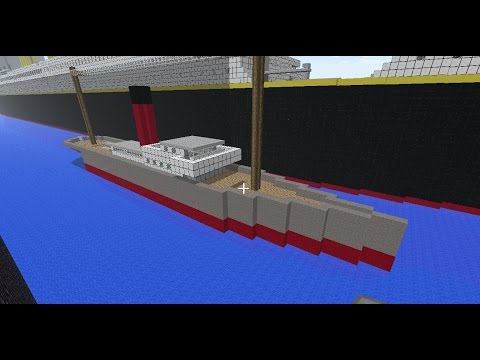 Minecraft, Ferry Tutorial