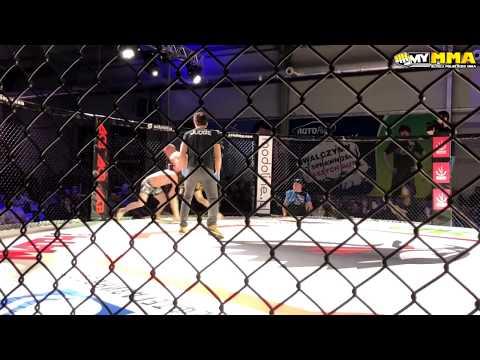 Kamil Bojanko Vs Paweł Hoły - WCA Fight Night 4