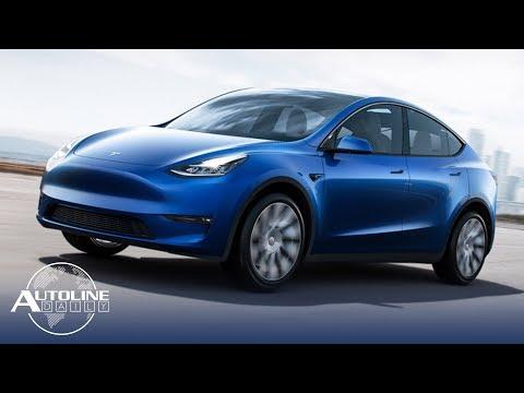 Tesla's Amazing New Wiring Architecture - Autoline Daily 2638
