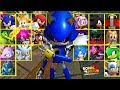 Sonic Forces Speed Battle - ALL CHARACTERS [including Jet and Zazz] (HD, Widescreen)