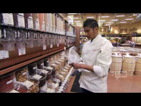 Top Chef : shopping in Vegas.