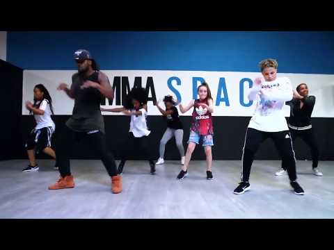 Tere Tere by Toofan REMIX - SayQuon Keys Choreography - ImmaSpace LA