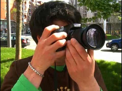 C mo tomar fotograf as en blanco y negro con una c mara digital youtube - Fotos en blanco ...