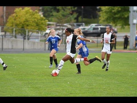 Roberts Wesleyan vs Urbana Womens Soccer 9 8 19 - YouTube