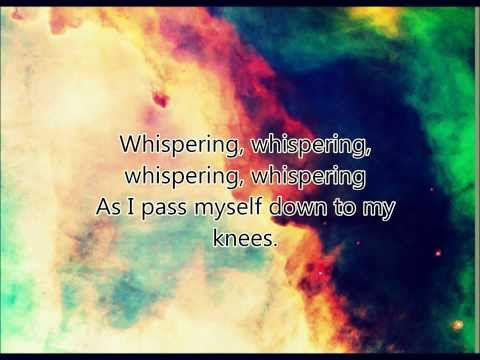 Alex Clare-Whispering (lyrics)
