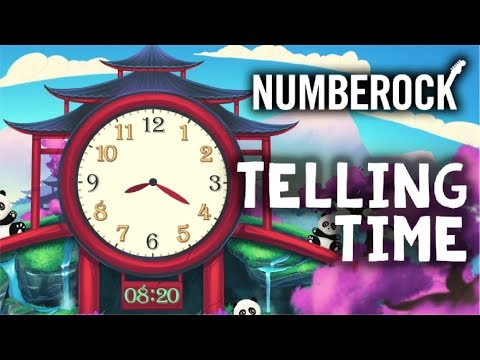 Telling Time Song For Kids (AM & PM)