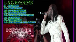 MAVADO 2011 BOSS MIX PT 2 - June 2012 - DJ NOTNICE (K.F)