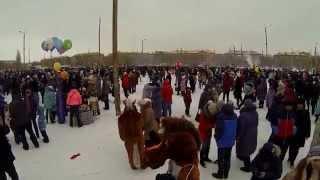 Зимняя ярмарка