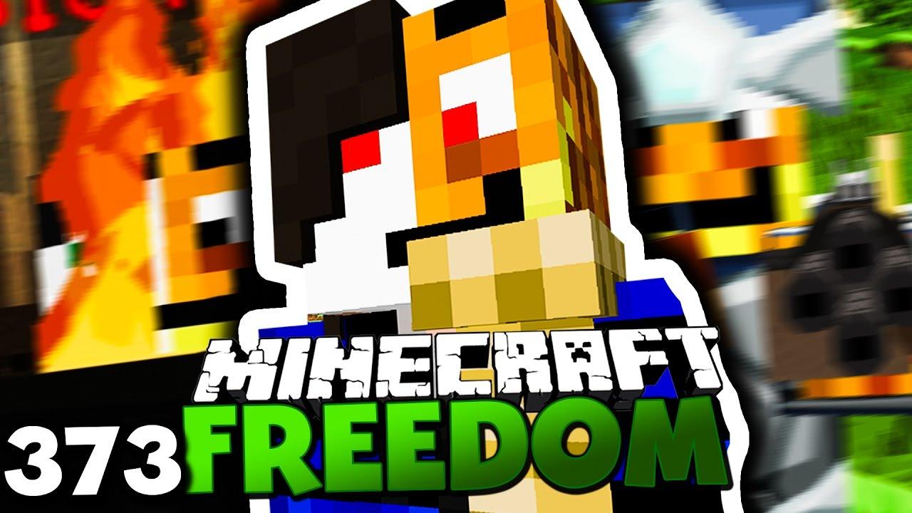 Download TEAM KÜRBISTUMOR GREIFT UNS AN! & NEUE WAFFEN! ✪ Minecraft FREEDOM #373  Paluten