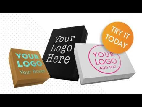 Printed Gift & Jewellery Boxes - Free & Easy Design Tool - APL Packaging 'myDesigner'