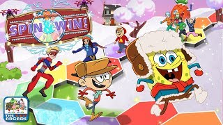 Nickelodeon: Winter Spin & Win! - In it to Spin it and Win it! (Nickelodeon Games)